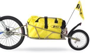 BOB Ibex Transportanhänger für MTB 26 mit Bag