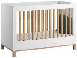 Vox 'Altitude' Kombi-Kinderbett weiß / natur