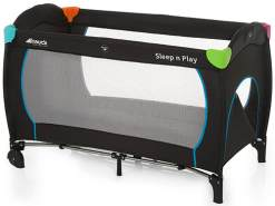 Hauck Sleep n Play Go Plus Multicolor Black