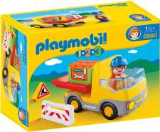PLAYMOBIL - Muldenkipper 6960