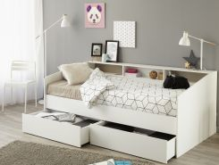 PARISOT 'Sleep' Jugendbett mit Bettkästen