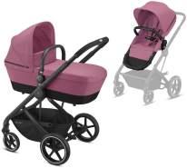 CYBEX 'Gold Balios S' Kombikinderwagen 2in1 2020 Magnolia Pink, inkl. Babywanne