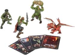 Simba Dragons 4415578 - Figuren Spielset