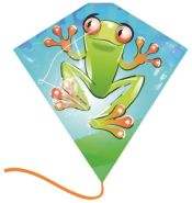 sunflex READY TO FLY KITE FROSCH