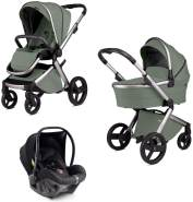 Anex l/type 3 in 1 Kinderwagenset mit Avionaut pesto