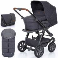 ABC Design Kinderwagen Tereno Air inklusive Wickeltasche und.
