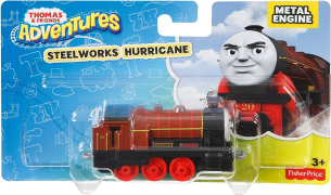 Fisher Price FISHER TF Adventures Ste elworks Hurricane (DWM30/DXR60)