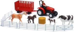 NewRay Farm Play Set, 04096