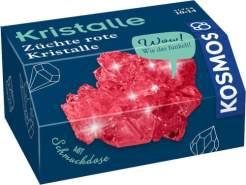 Kosmos Rote Kristalle selbst züchten
