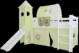 Mobi Furniture 'Dschungel' Betttasche für Hochbett