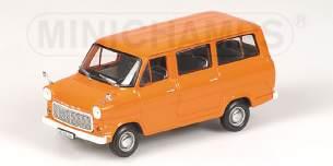 1:43 FORD TRANSIT - BUS - 1971 - orange