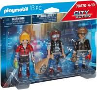 Playmobil City Action 70670 'Figurenset Ganoven', 13 Teile, ab 4 Jahren