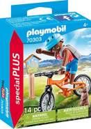 Playmobil Special Plus 70303 'Mountainbiker auf Bergtour', 14 Teile, ab 4 Jahren
