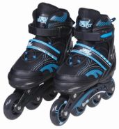 New Sports Inliner Blau, ABEC 7, Gr. 31-34