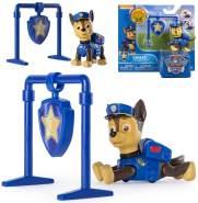 Deluxe Spiel-Figur mit Rückzug   Paw Patrol   Rettungshunde Chase