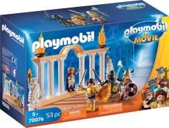 Playmobil THE MOVIE 70076 'Kaiser Maximus im Kolosseum', 53 Teile, ab 5 Jahren