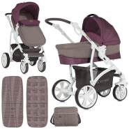 Lorelli 'Arizona' Kinderwagen 3 in 1 Rot