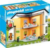 Playmobil City Life 9266 'Modernes Wohnhaus', mit Licht- und Soundeffekten, ab 4 Jahren