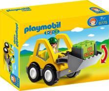 Playmobil 1.2.3 6775 'Radlader', ab 1,5 Jahren