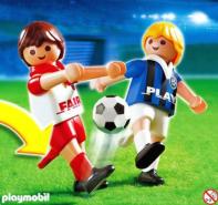 Playmobil 4702 '2 Fußballspieler', ab 4 Jahren