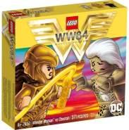 LEGO® DC Super Heroes - Wonder Woman vs Cheetah 76157