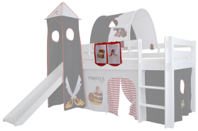 Mobi Furniture 'Pirat' Betttasche für Hochbett