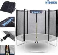 KIDUKU Sicherheitsnetz für Trampolin 305 cm