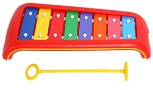 Voggenreiter - Kinder-Glockenspiel: 8 Klangplatten C bis C (diatonisch)