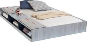 Cilek TRIO Bettschublade für Kinderbetten Blau