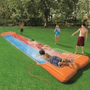 Bestway H2OGO Wasserrutsche Double Slide 52255