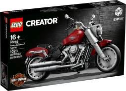 LEGO Creator Expert 10269 'Harley-Davidson® Fat Boy®', 1023 Teile, ab 16 Jahren
