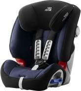 Britax Römer Kindersitz 9 Monate - 6 Jahre I 9 - 25 kg I MULTI-TECH III Autositz Gruppe 1/2 I Cosmos Black