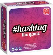 Jumbo Hashtag - The game Brettspiel