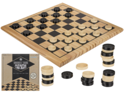 Out of the Blue Holzbrettspiel Dame