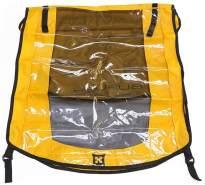 Burley Unisex– Erwachsene Verdeck-3091996122 Verdeck, Gelb, One Size