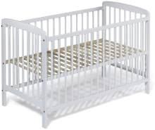 KOKO Kombi-Kinderbett 'JULIA' 60x120 cm weiß