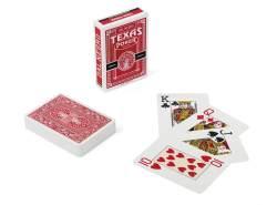 Dal Negro - 24126 Texas Poker Monkey Rot, Spielkarten