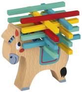 ausgleichsspiel Holzpferd