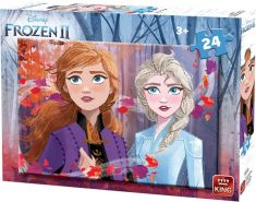 puzzle DisneyFrozen II Junior 24 Teile (B)