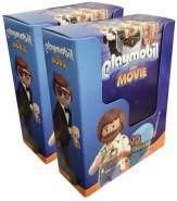 Playmobil - Der Film 2019 - Sammelsticker - 2 Displays (72 Tüten)