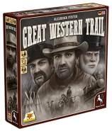 Pegasus Spiele 54590G - Great Western Trail (eggertspiele)