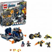 LEGO Marvel Avengers Movie 4 - Avengers Truck Festnahme 76143