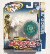 Beyblade BB-13 Metal Fusion Electronic Rock Leone