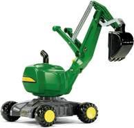 Rolly Toys 421022 RollyDigger John Deere Kinderbagger mit Rädern