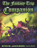 Steve Jackson Games 3458 - The Fantasy Trip: Companion