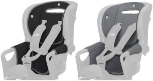 Britax Jockey Comfort Ersatzbezug schwarz/grau