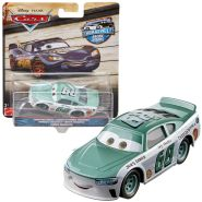 Mattel - Parker Brakeston / NO 2 Cola - Renn-Legenden | Thomasville Racing | Disney Cars | Cast 1:55 Fahrzeuge