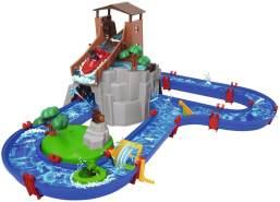 Aquaplay 'AdventureLand' Wasserstraße inkl. zwei Booten und Tierfiguren