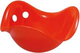 Ausgefallenes Spielzeug Bilibo für drinnen, draussen, Sandkasten, Wasser, Schnee, in 6 Farben, von moluk rot