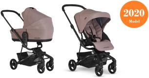 EasyWalker 'Charley' Kombikinderwagen 2020 Desert Pink